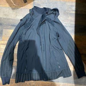 Lululemon Rain Jacket with Hood